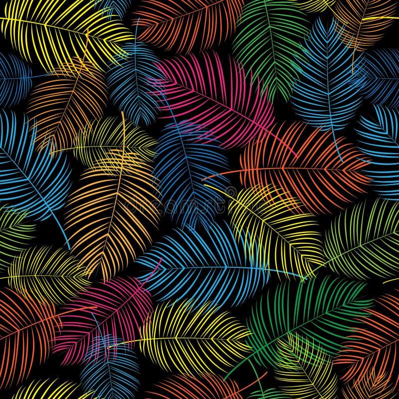 Download Empluma El Modelo Inconsútil Colorido Ilustración del Vector - Ilustración de impresión, diseño: 42441654