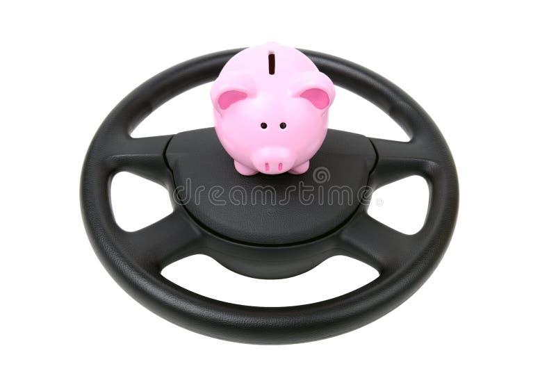 Empréstimo automóvel fotografia de stock