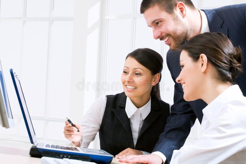 Empresários imagens de stock royalty free