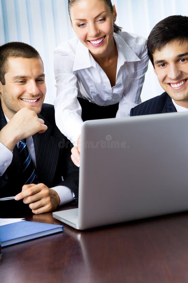 Empresários imagens de stock