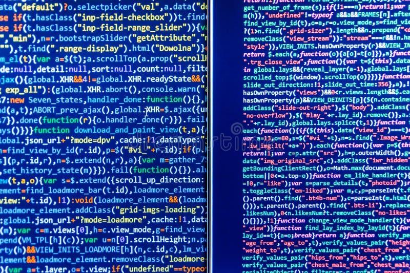 Empresa de negocios de las TIC Acceso del Admin al origen de datos foto de archivo libre de regalías
