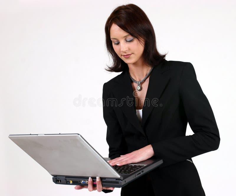 Empresaria imagen de archivo libre de regalías
