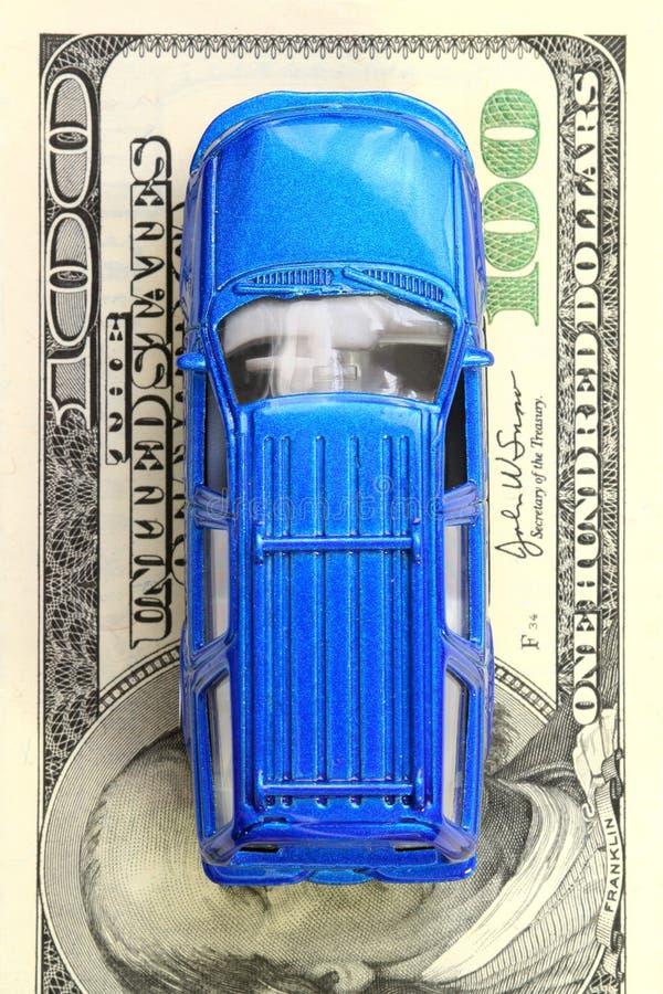 Emprunt de véhicule photographie stock libre de droits