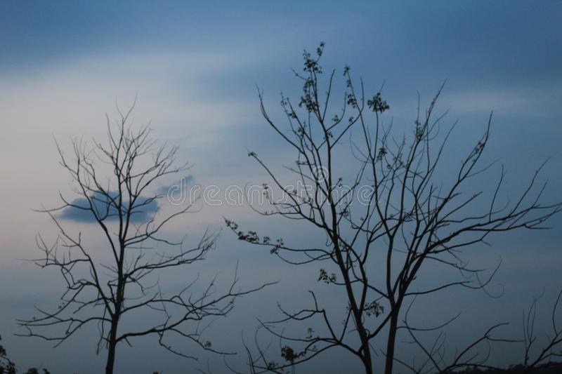 Emptiness royalty free stock photos
