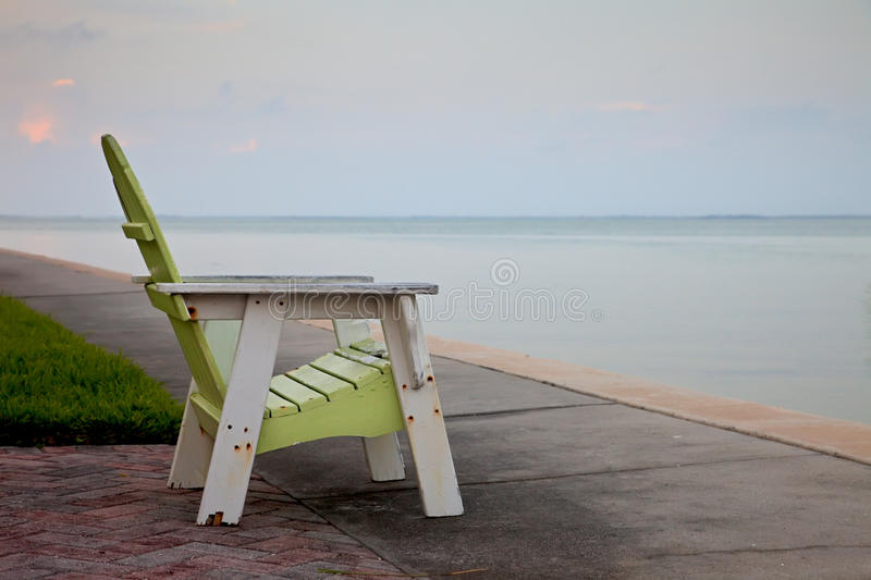 Download Empty Adirondack Chair Royalty Free Stock Image - Image: 14865746