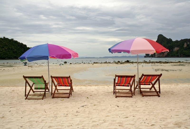 empty beach ko phiphi thailand