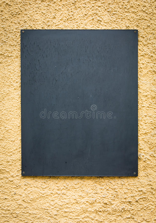 Download Empty Black Board Royalty Free Stock Image - Image: 28460086