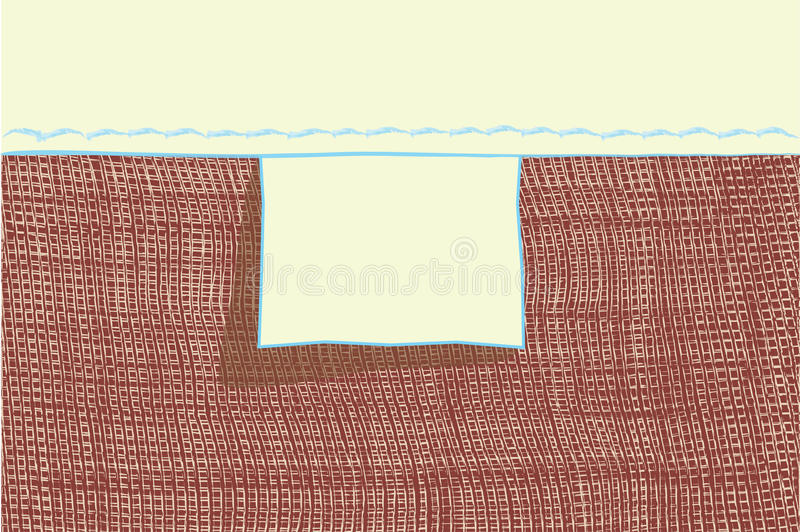 Download Empty Blank Tag For Loomwork Clothing Stock Vector - Image: 25384679