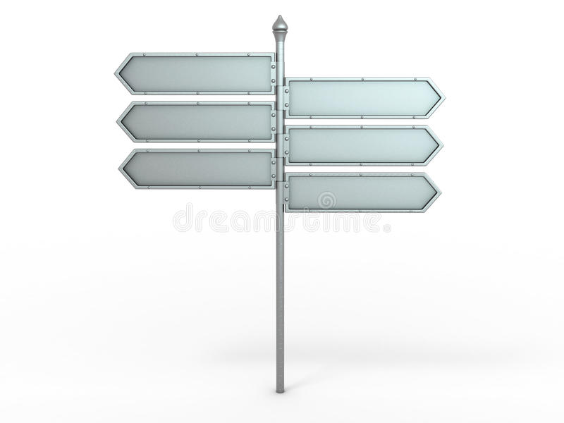 Download Empty Boards. Solution Royalty Free Stock Image - Image: 15275866