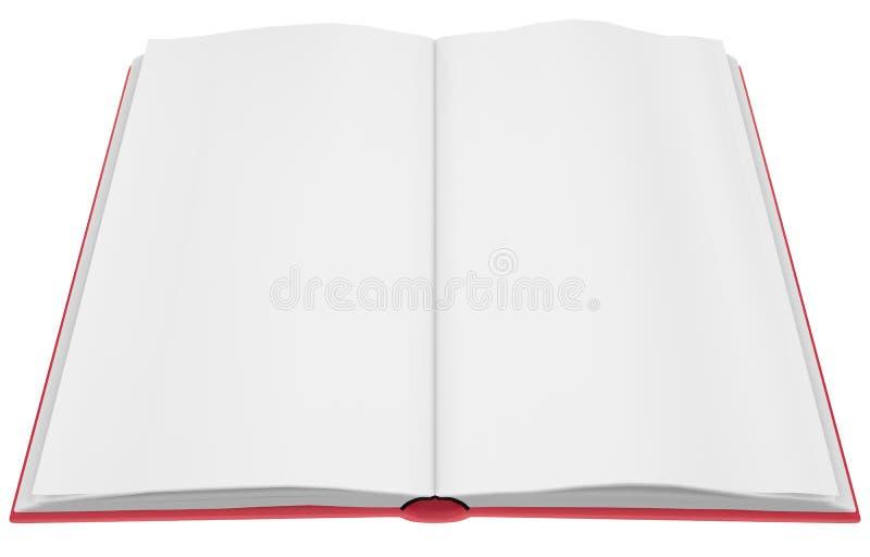 Download Empty book stock illustration. Illustration of sheet - 19098166