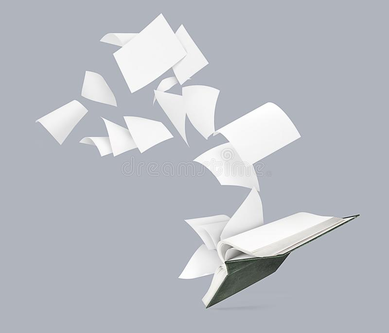 Flying Pages