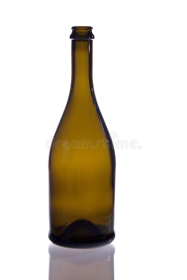 Download An empty bottle of wine stock image. Image of eating - 22896867