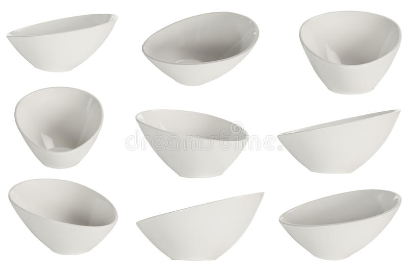 Empty Bowl Stock Image