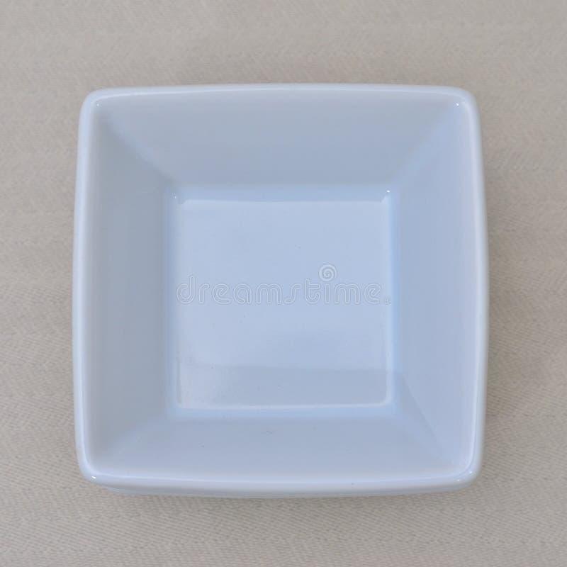 Empty Bowl Royalty Free Stock Photography