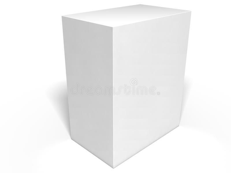 Download Empty Box stock illustration. Image of computer, gift - 13381358
