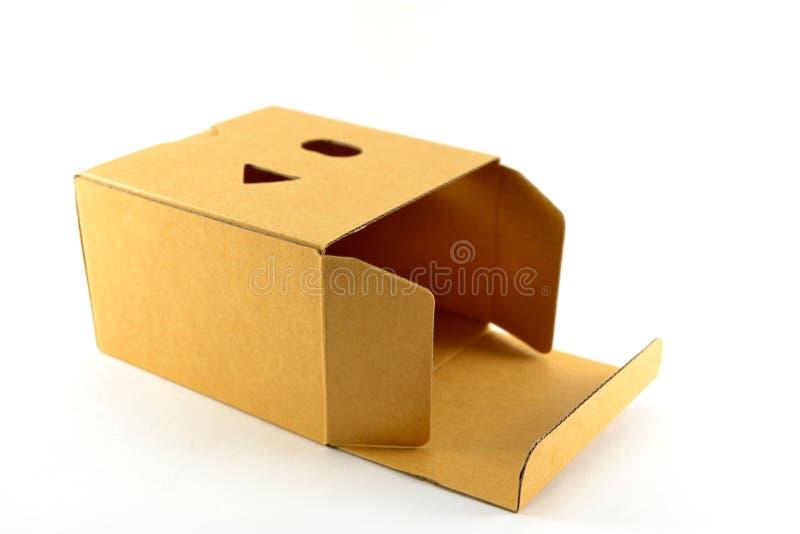 Empty Box Royalty Free Stock Photo