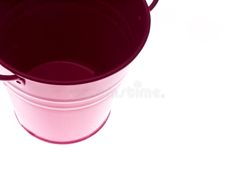 Download Empty Bucket stock image. Image of object, background - 23762249