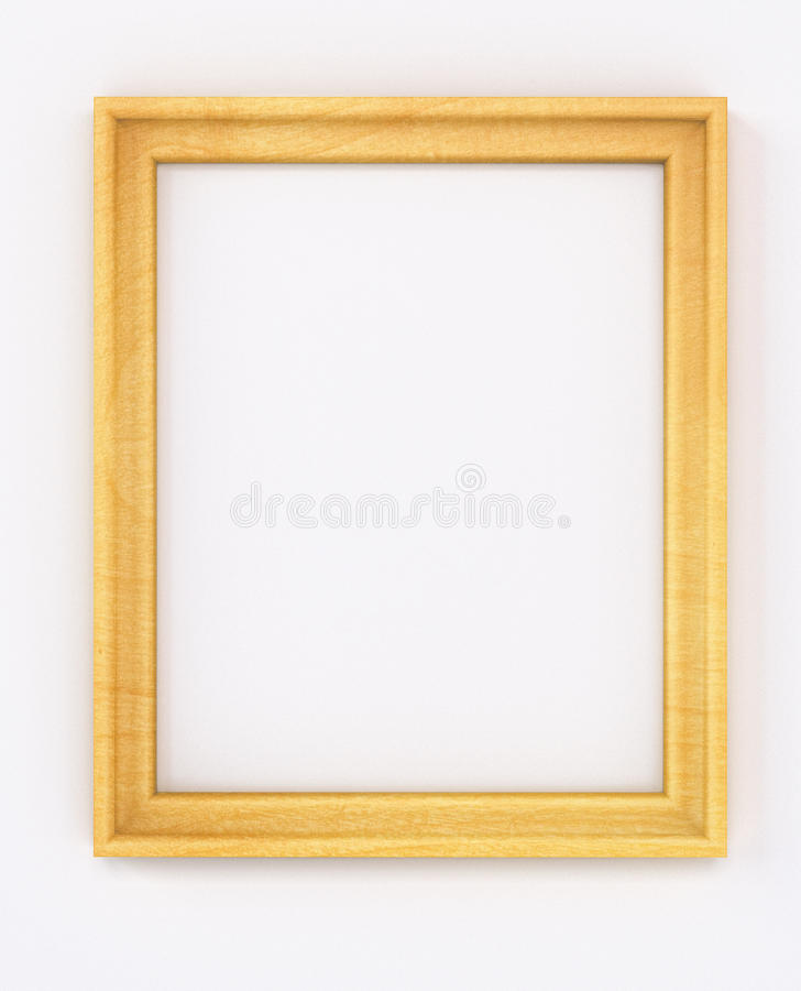 Free Empty Cadre Blank Vertical Portrait Frame Royalty Free Stock Images - 65706519