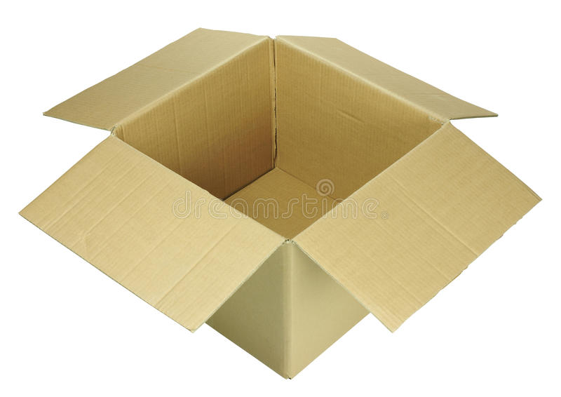 Download Empty cardboard box stock photo. Image of relocation - 11420160