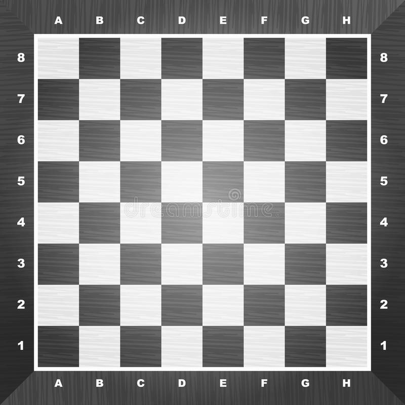 Empty chess board stock photo. Image of piece, business - 47986646