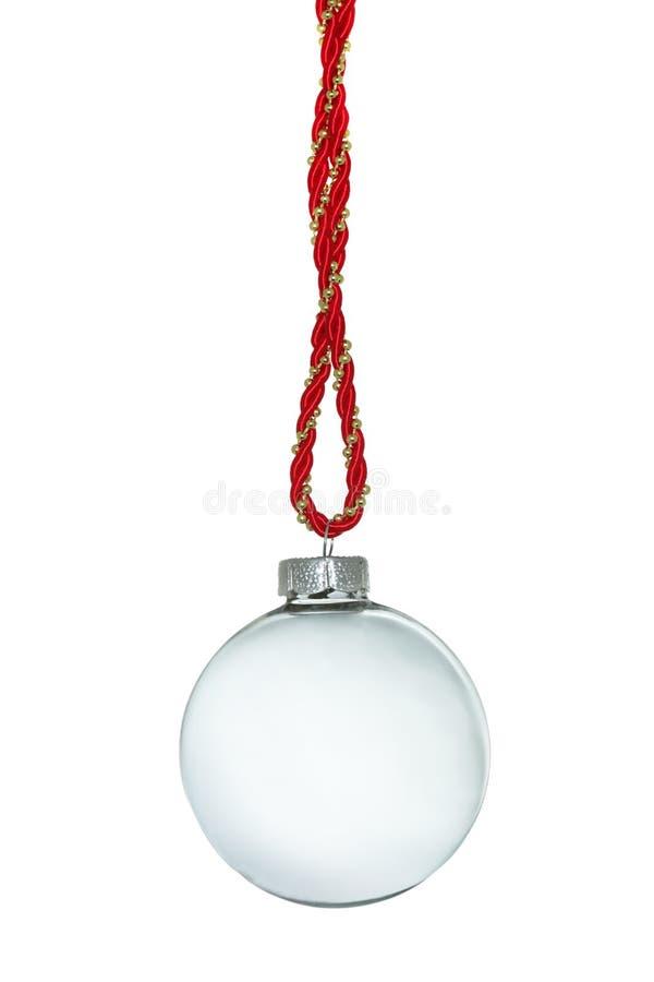 Empty Christmas Ornament Royalty Free Stock Photo