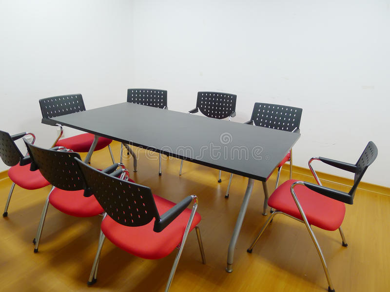 Empty classroom. In the college,China stock photography