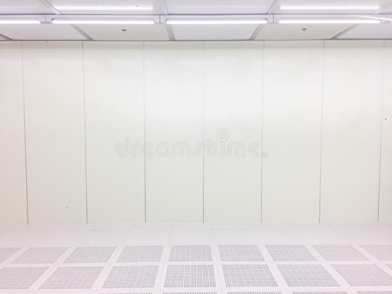 Empty clean room with copy space.  royalty free stock photos