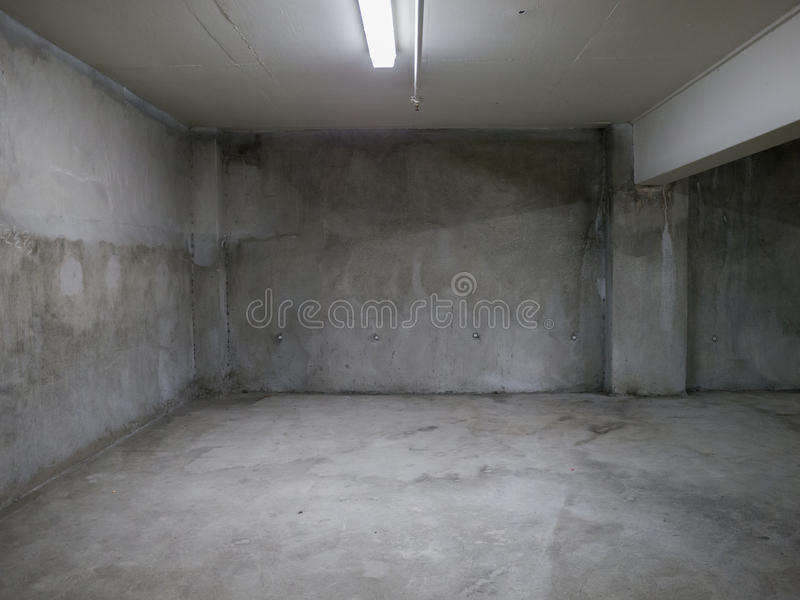 Download Empty Concrete Room Royalty Free Stock Photos - Image: 26834978