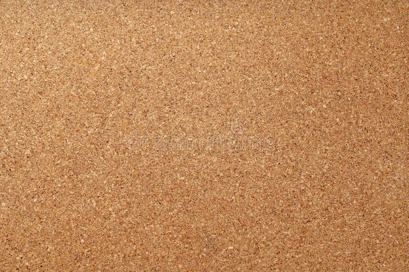 Empty cork notice board texture and background stock image