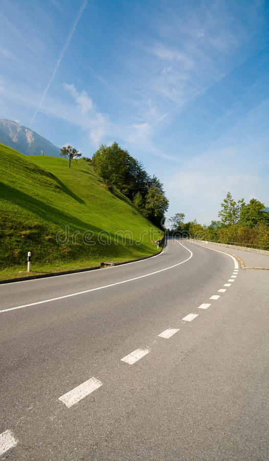 Download Empty countryside road stock photo. Image of peaceful - 11375410