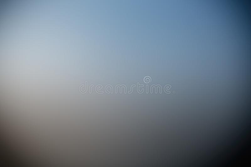 Empty, only dark and deep blue background royalty free stock image