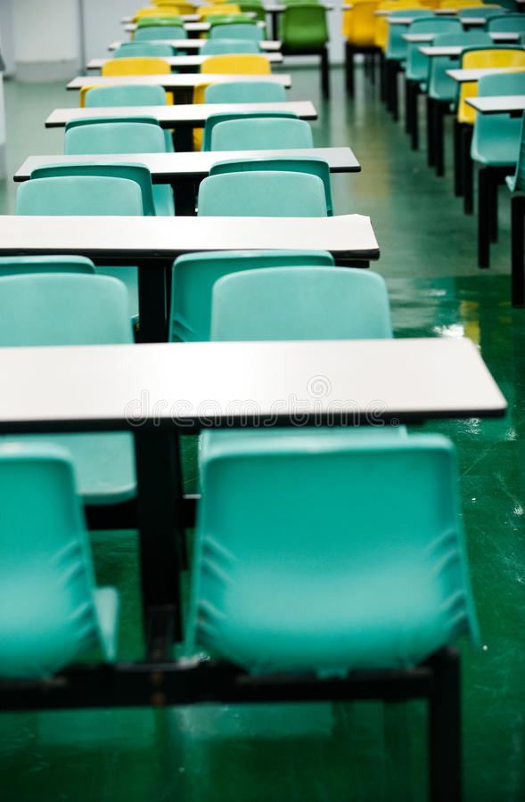 Download Empty dinning tables stock image. Image of conceptual - 15998529