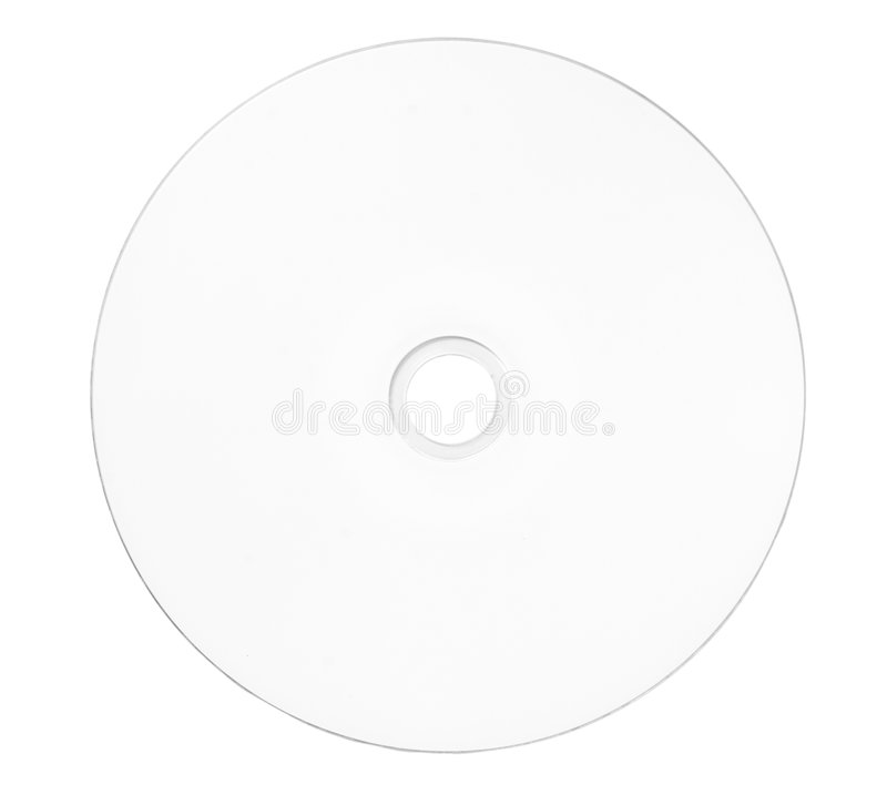 Empty disk 1 royalty free stock images