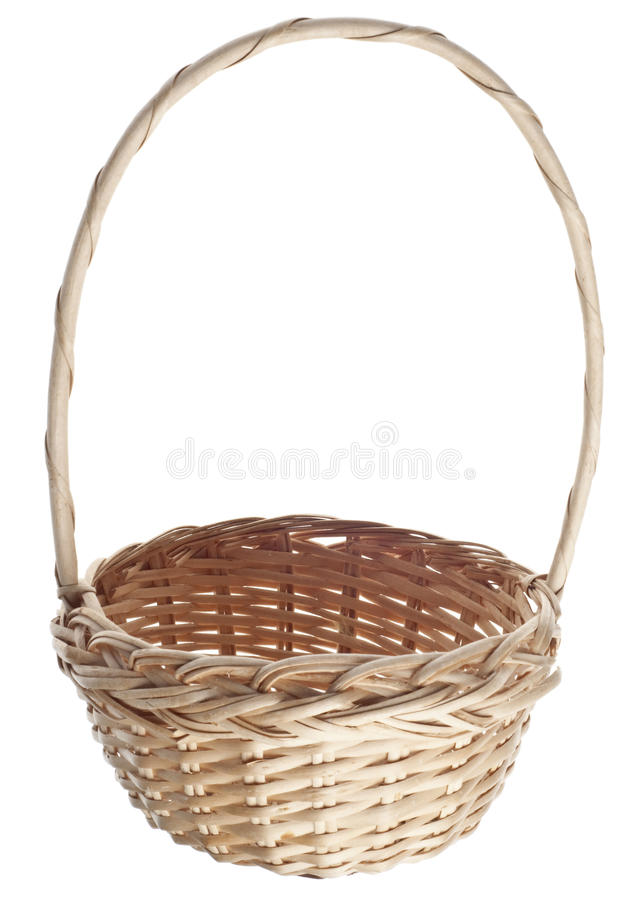 Download Empty Easter Basket Stock Image Of Concept Photography