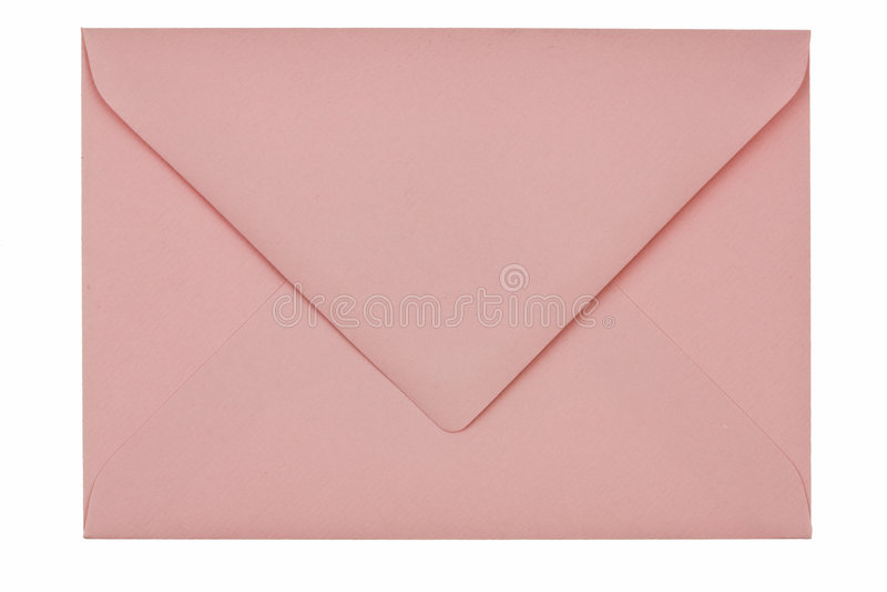 Empty envelope royalty free stock photography