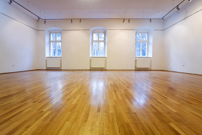 Download Empty Exposition Room Royalty Free Stock Photos - Image: 26387648