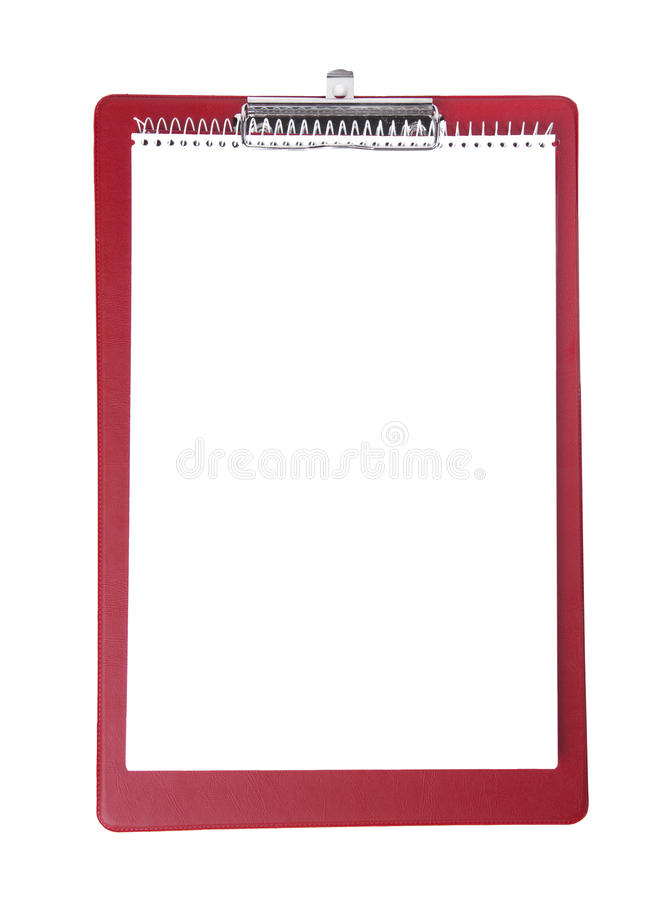 Download Empty file isolated stock photo. Image of file, letterhead - 13547754