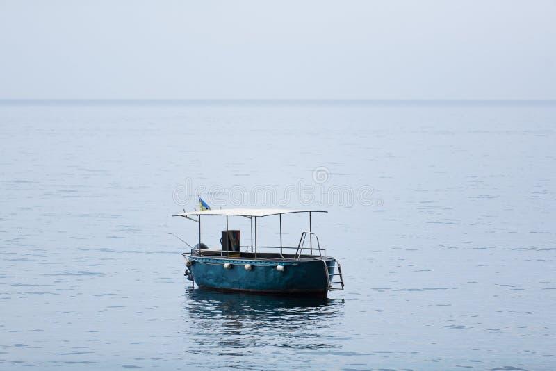 Empty Fishing Boat Stock Photos