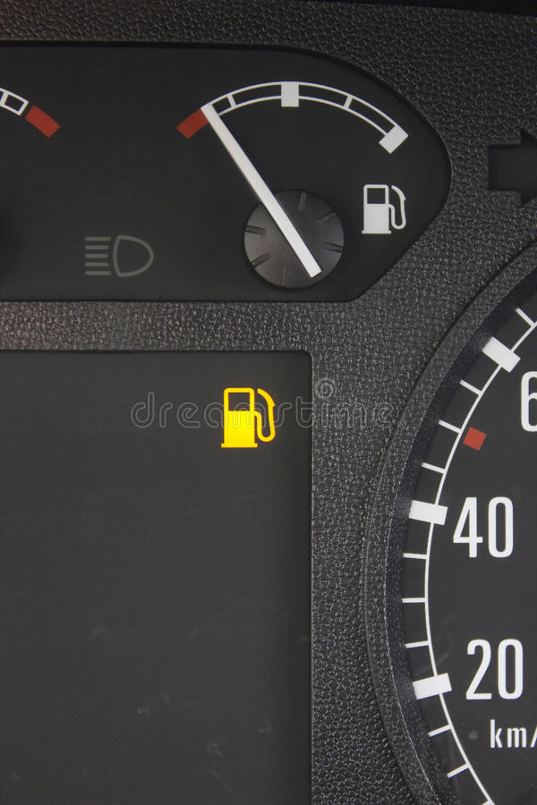 Download Empty fuel tank stock image. Image of running, control - 23724375