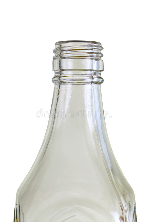 Download Empty glas bottle stock photo. Image of germany, olive - 26489072
