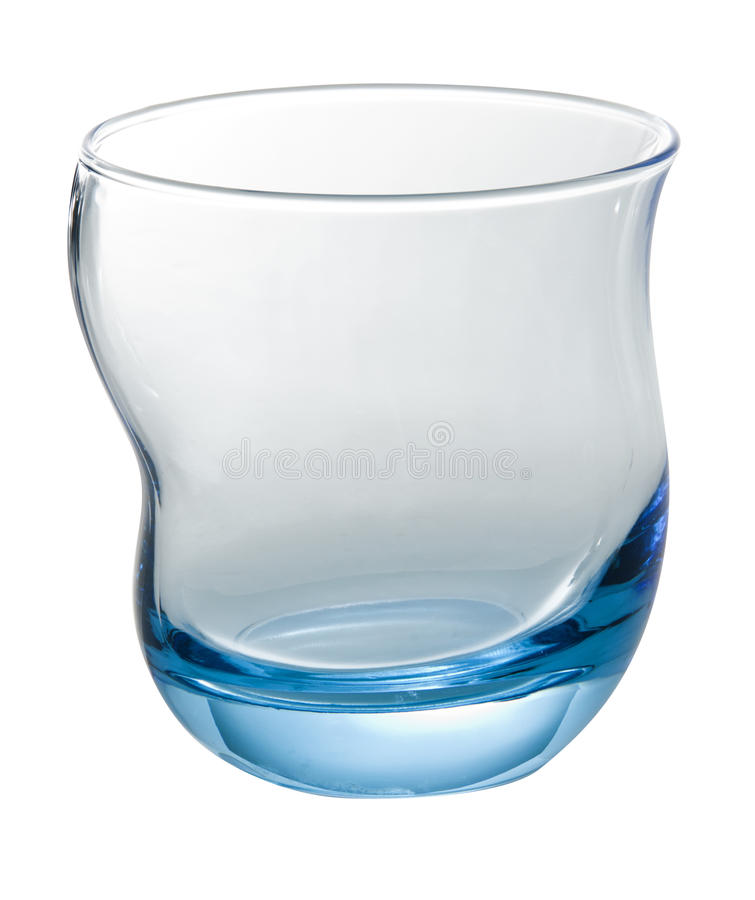 Empty Glass royalty free stock photos