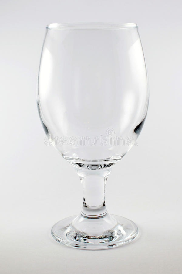 Empty glass royalty free stock photos