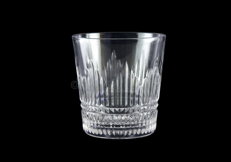 Download Empty glass stock image. Image of handcrafted, translucent - 872933