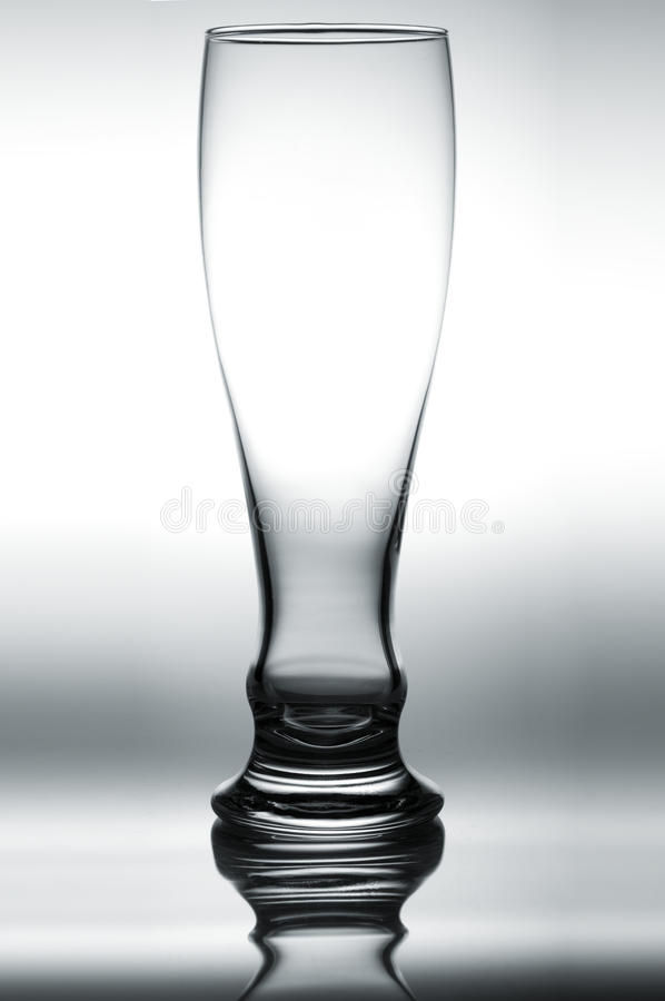 Download Empty glass of beer stock photo. Image of empty, object - 10166634