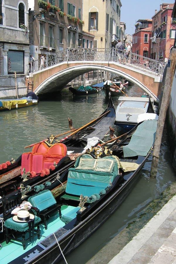 Download Empty Gondolas Stock Image - Image: 74821
