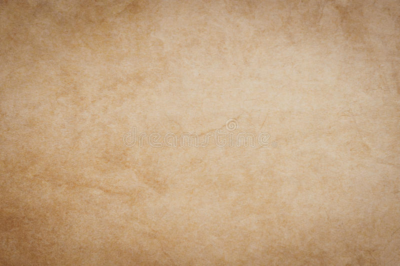 Empty grunge brown paper texture and background with space. Empty grunge brown paper texture and background with space stock image