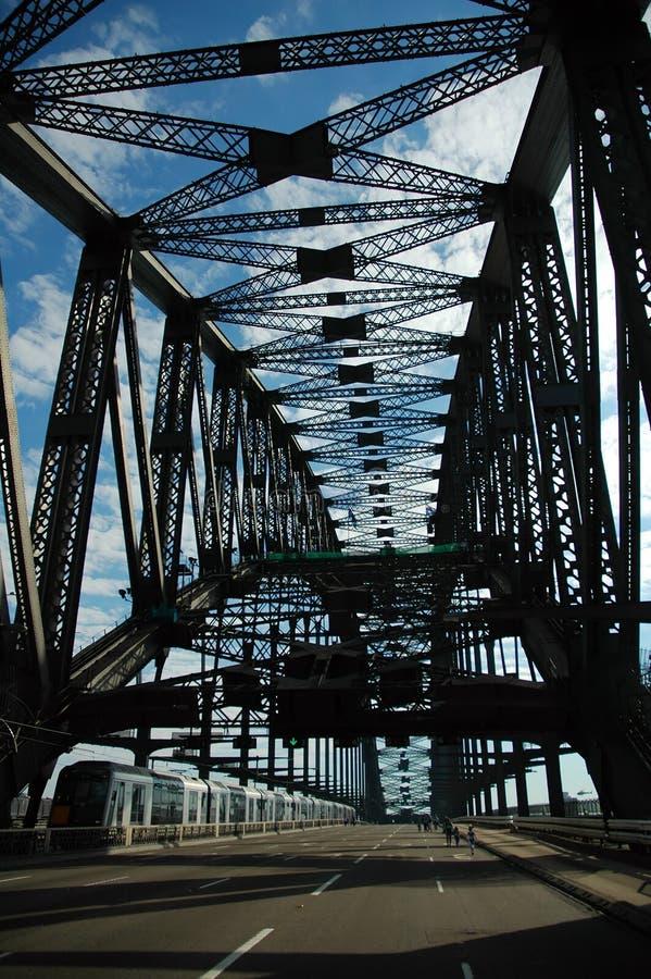 Free Empty Harbour Bridge Royalty Free Stock Image - 1786746
