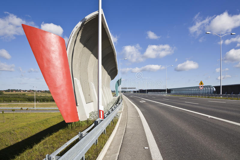 Download Empty Highway Stock Photo - Image: 23666210