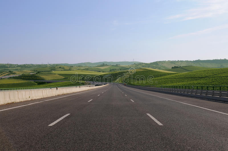 Download Empty Highway - Road Without Cars - Landscape Stock Image - Image: 25146489