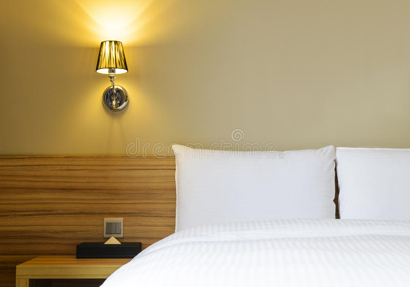 Empty hotel room stock images